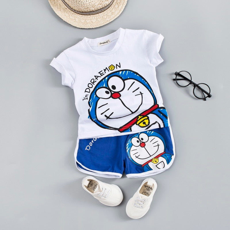 Cute Cartoon Suit