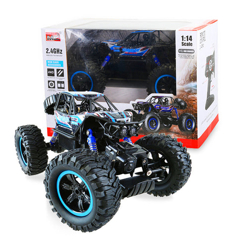 Image of BadBoy Lifted RC Monster Truck