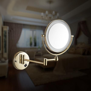 LUKER Wall Beauty Mirror with Light