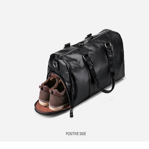 VYCE Duffel Bag with Shoe Insert - AddPop