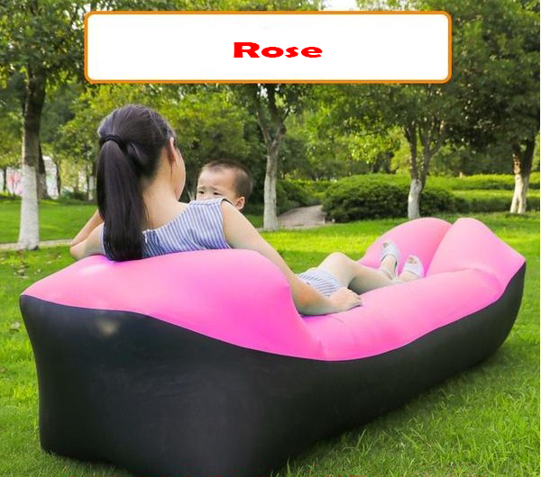 Easy Inflate Outdoor Lounger - AddPop