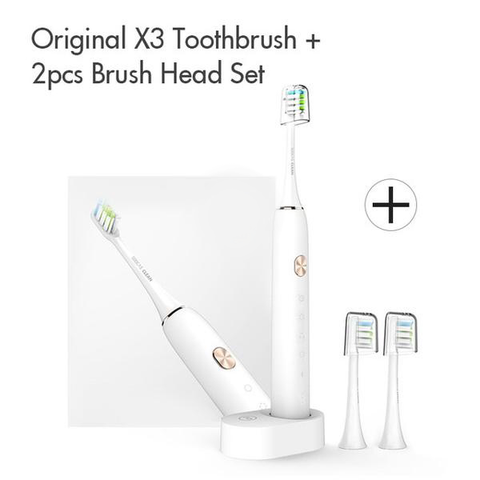 X3 Platinum Edition Electric Toothbrush - AddPop