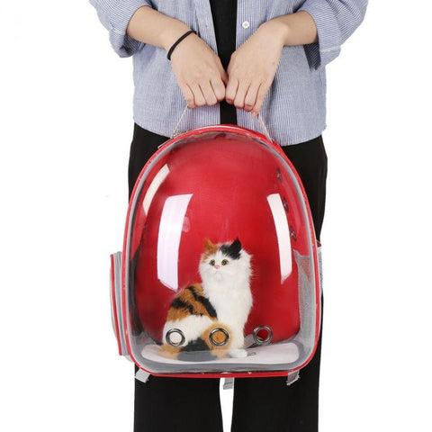 Image of PetVue Breathable Cat Backpack - AddPop