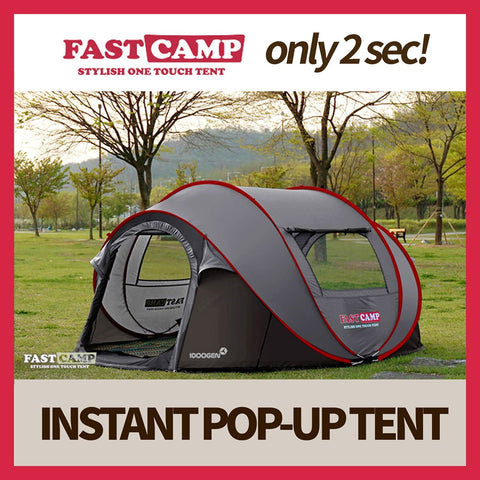 FastCamp 2 Second Tent - AddPop