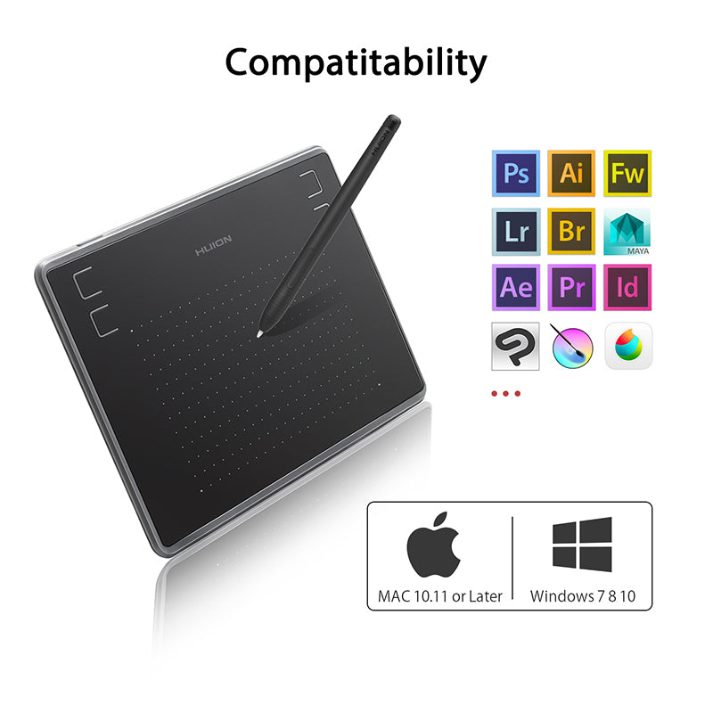 PC Linked Drawing Tablet - AddPop