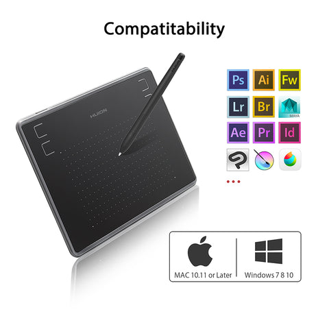 Image of PC Linked Drawing Tablet - AddPop