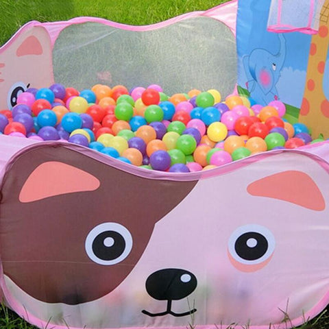 Baby Basketball Ball Pit - AddPop