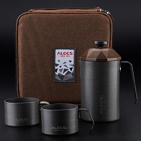 CamPresso French Press Travel Pack - AddPop