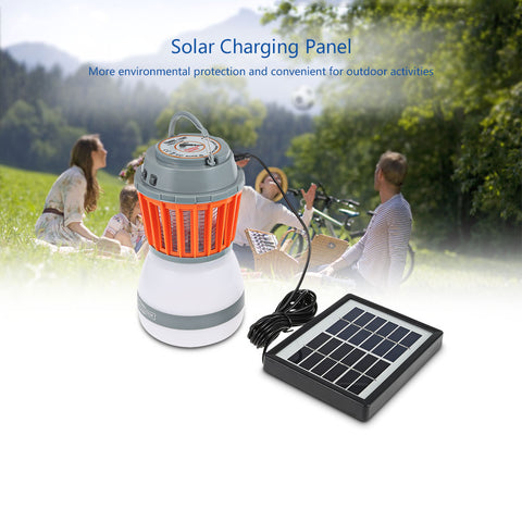 Image of Mos-Q Zapper Solar Lamp - AddPop
