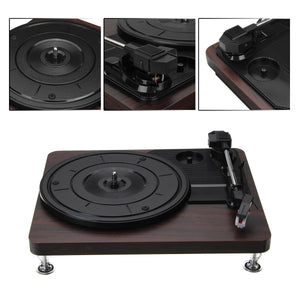 Gramophone Mini Record Player