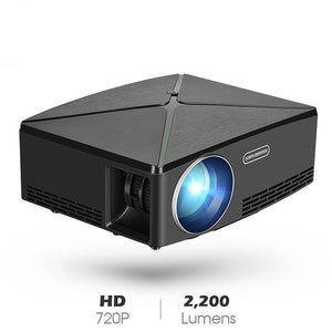 AUN Portable Projector