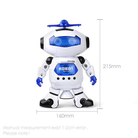 Break Dance Rocker Robot - AddPop