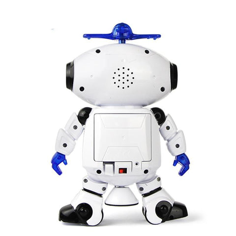 Break Dance Rocker Robot