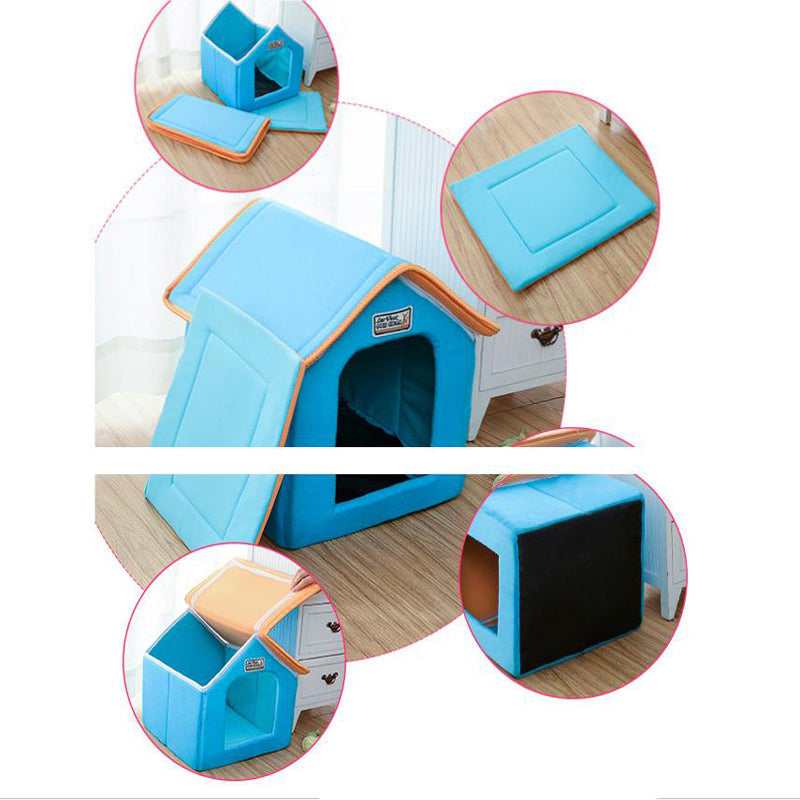 FOAMY Indoor Dog House - AddPop
