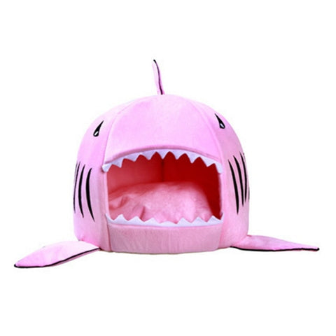 RAWR Shark Pet Bed