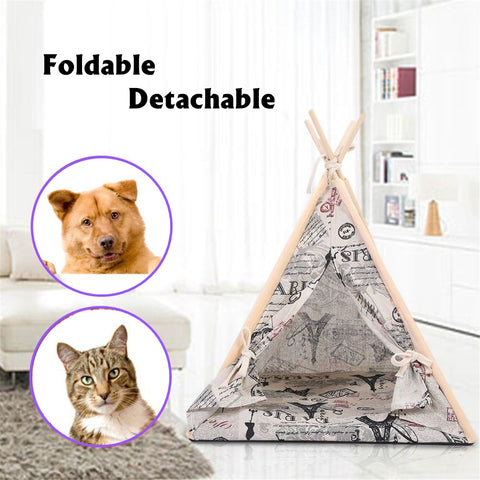 Image of WISKR Pet TeePee - AddPop