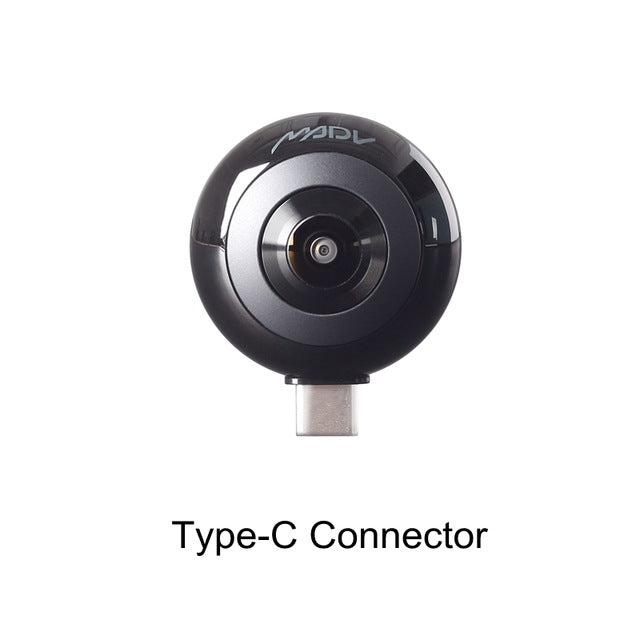 Smallest 360 Degree Camera - AddPop