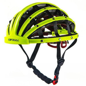 Foldable Bike Helmet by Cairbull