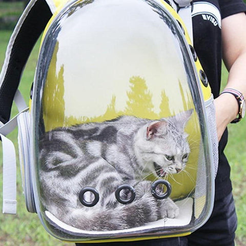 PetVue Breathable Cat Backpack - AddPop
