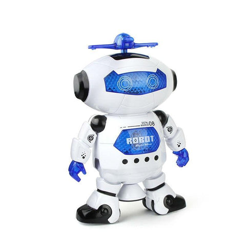 Image of Break Dance Rocker Robot - AddPop