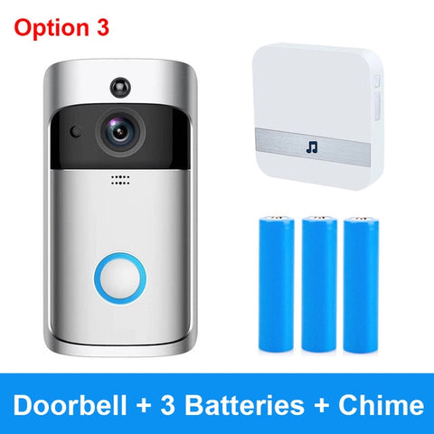Image of UHOME Wireless Video DoorCam - AddPop