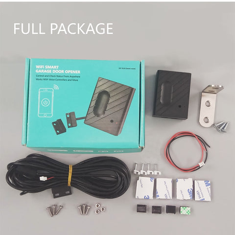 Image of EWE Wifi Garage Door Opener with Alexa - AddPop