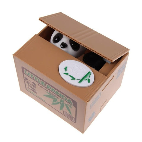 Image of Kitten Thief Piggy Bank - AddPop