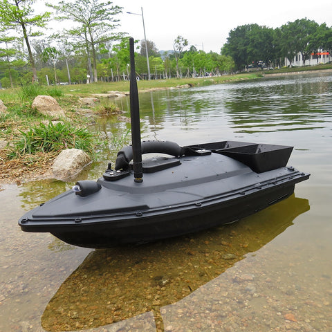 Image of Baitcasting Remote Control Boat - AddPop