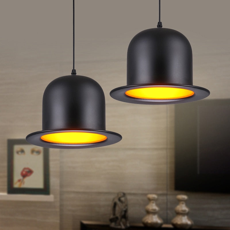 Brummel Top Hat Pendant Light - AddPop