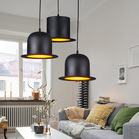Image of Brummel Top Hat Pendant Light - AddPop