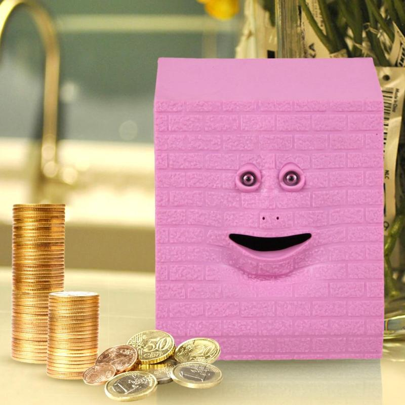 Face Buddy Piggy Bank - AddPop