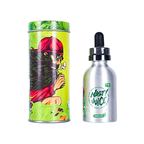 Nasty Juice - Shortfill - Green Ape - 50ml
