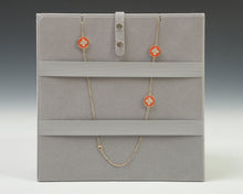 Our necklace board is simple in design, complete in its functionality