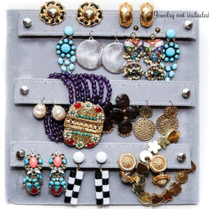 Earring & Bracelet Travel Organizer