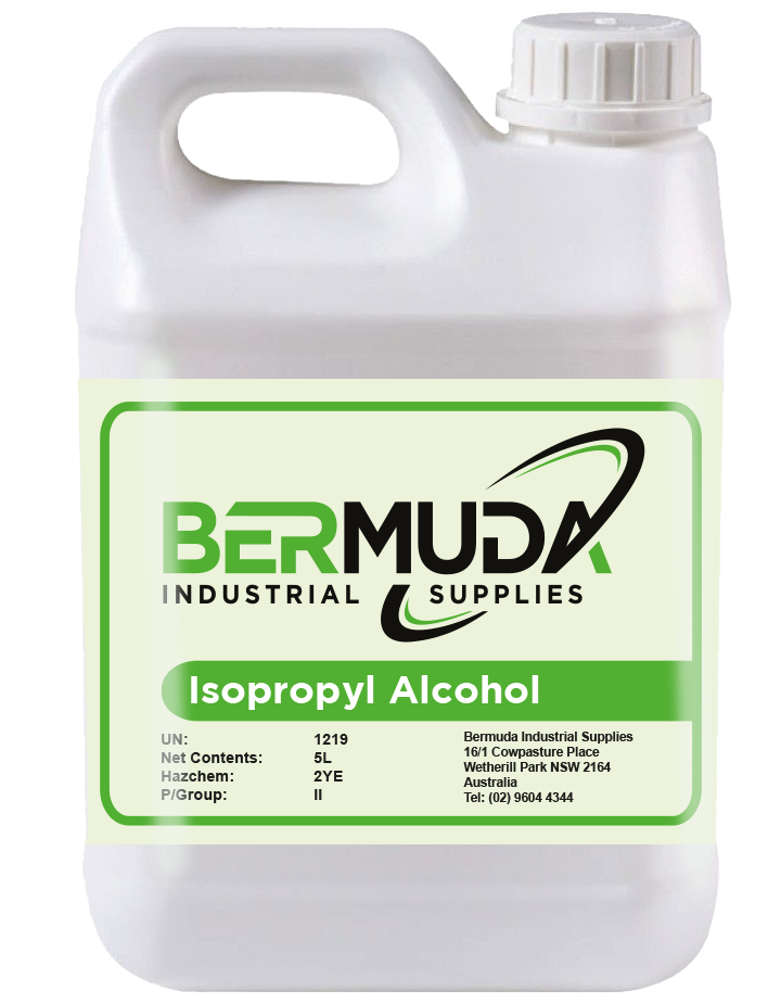 Isopropyl Alcohol - IPA (Isopropanol)
