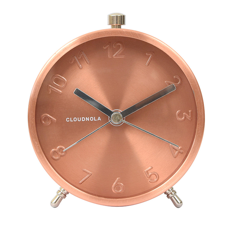 Alarm Clock Copper