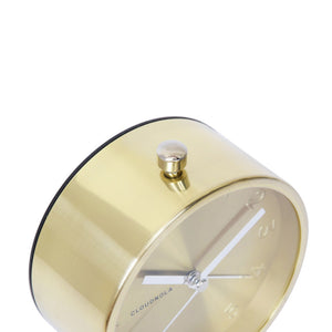 Alarm Clock (Gold)