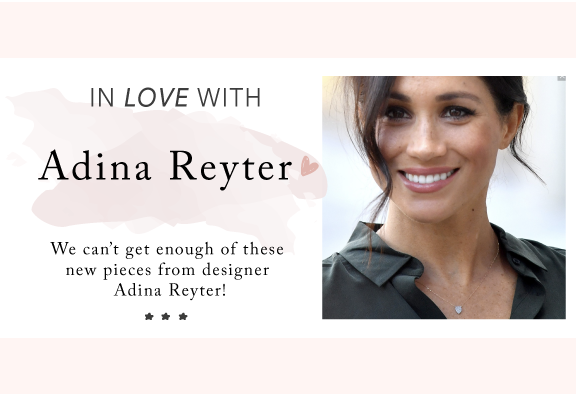 In Love With Adina Reyter
