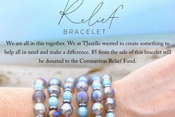 Limited edition Relief Bracelet