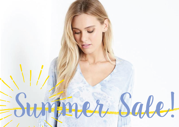 Final Clearance: 75% off sale items!