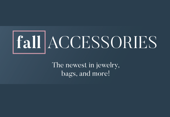 Fall 2018 Accessory Trends