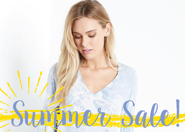 Summer Sale Now at 50% Off!