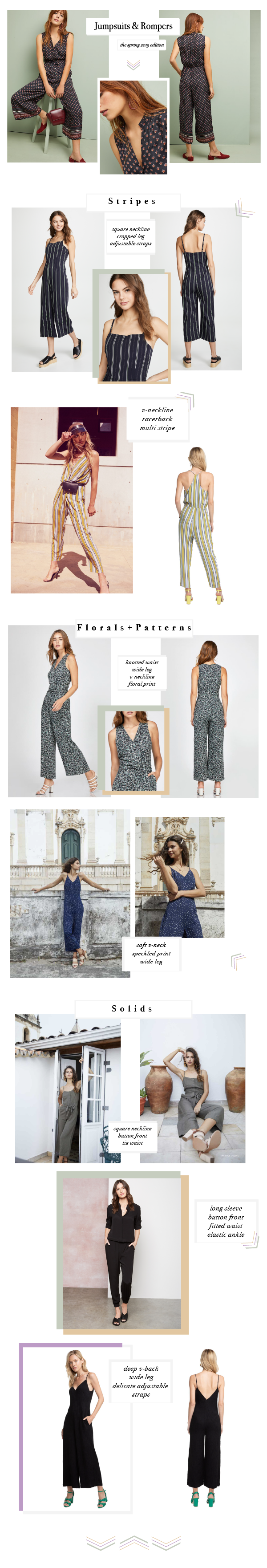 Jumpsuits & Rompers: Spring 2019 – Alapage Boutique