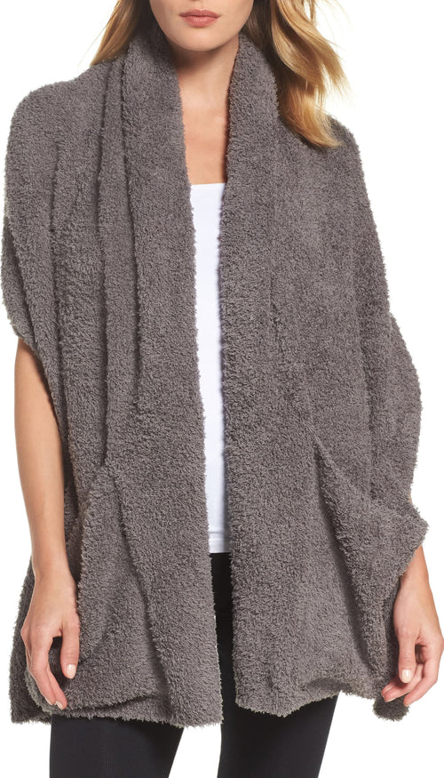 Cozychic Heathered Travel Shawl