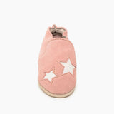 Star Infant Bootie - Blush
