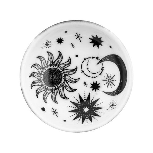 B&W Ring Bowl - Celestial