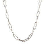 Oval Chain Necklace - 5.2mm 18