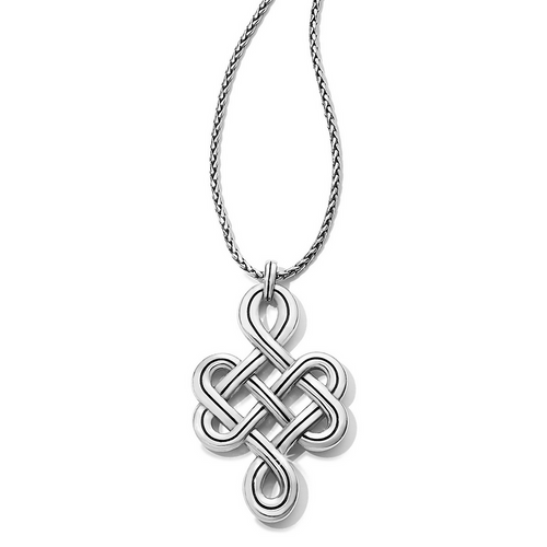 Interlok Endless Knot Convertible Necklace
