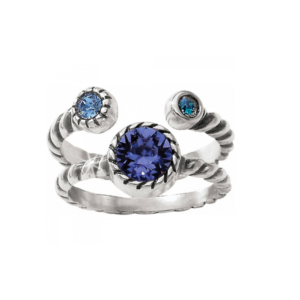 Halo Duo Rings