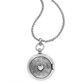 Interlok Small Round Locket
